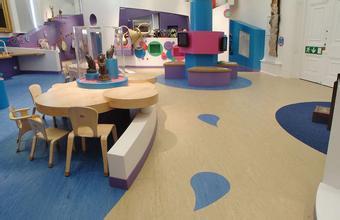 PVC塑胶地板应用领域